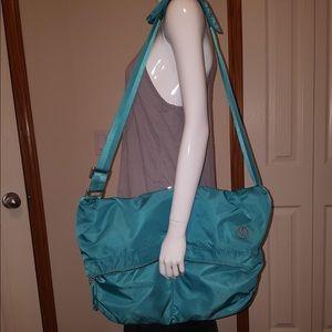 Lululemon Move It Messenger Bag